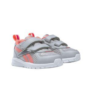 Reebok Xt Sprinter 2 Velcro Toddler EU 24 1/2 Cold Grey 2 / Twisted Coral / Silver Metal