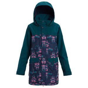 Burton Jackets Goretex Eyris  - Deep Teal / Dress Blue Stylus - Size: Small