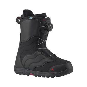 Burton Mint Boa Snowboard Boots Woman 25.0 Black unisex
