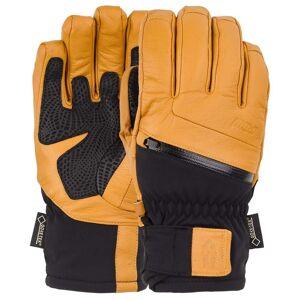 Pow Gloves Alpha Goretex M Buckhorn Brown male