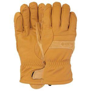 Pow Gloves Stealth Goretex +warm M Buckhorn Brown male