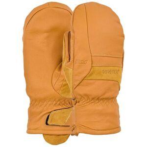 Pow Gloves Stealth Goretex +warm L Buckhorn Brown male