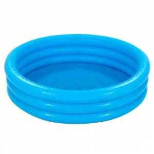 Intex Sunset 3 Rings 481 Liters Blue  - Size: 481 Liters
