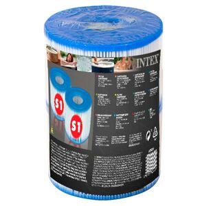 Intex Filter Cartridge 2 Units S1 Type  - Size: S1 Type
