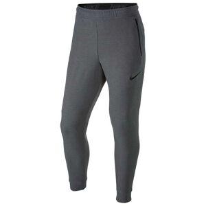 Nike Pants Dry Hyper Fleece Pants  - Male - Dark Grey / Cool Grey / Black - Size: Extra Large