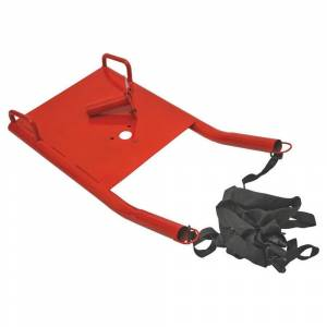 Powershot Weight Resistance Sled One Size Red - unisex - Red - Size: One Size