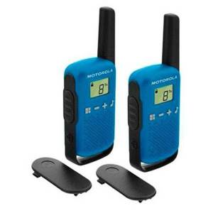 Motorola Tlkr-t42 2 Pack One Size Blue  - Unisex - Size: One Size
