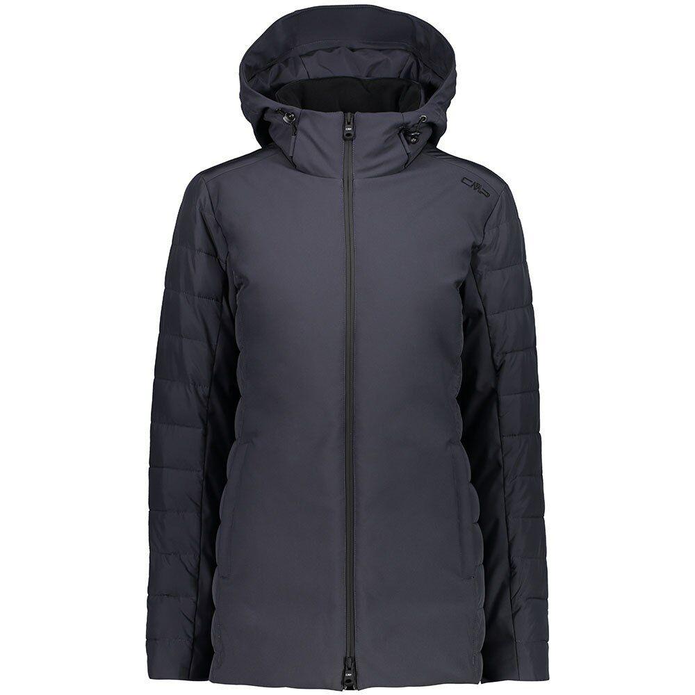 Cmp Sportswear Coat S Anthracite  - Female - Size: Small