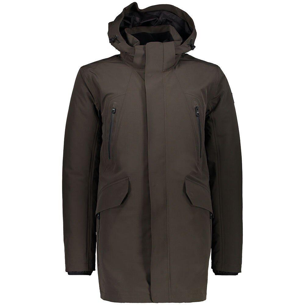 Cmp Sportswear Parka Jacket S Olive  - Male - Size: Small