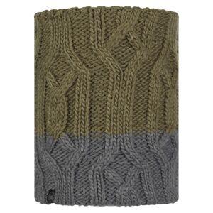 Buff ® Knitted & Fleece One Size Ganbat Bark  - Male - Size: One Size