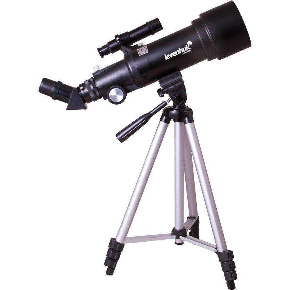 Levenhuk Skyline Travel 70 Telescopes One Size Black  - Unisex - Size: One Size