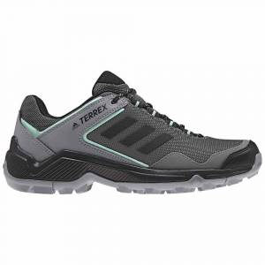 Adidas Terrex Eastrail Hiking Shoes EU 38 Grey Four / Core Black / Clear Mint  - Female - Size: UK 5