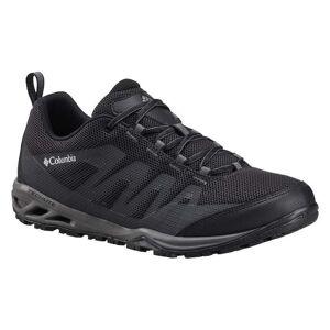 Columbia Vapor Vent Hiking Shoes EU 41 Black / White  - Male - Size: UK 7