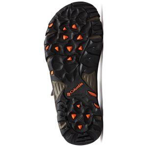 Columbia Santiam Sandals EU 41 Mud / Heatwave  - Male - Size: UK 7