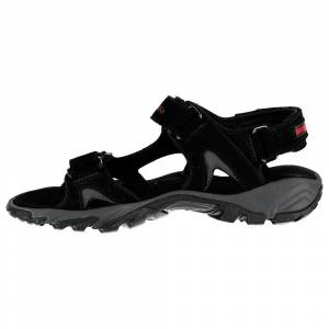 Columbia Santiam EU 41 Black / Mountain Red  - Male - Size: UK 7