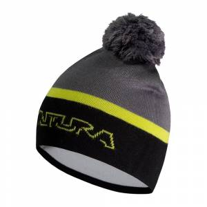 Montura Frost Beanie One Size Black / Piombo  - Male - Size: One Size