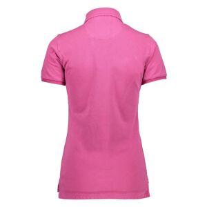 Cmp Short Sleeve Polo Shirt XS Burgundy  - Female - Size: Extra Small