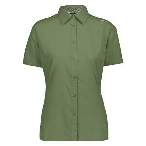 Cmp Shirts Woman Shirt  - Adult - Olive - Size: Medium