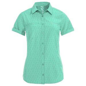 vaude Shirts Rosemoor  - Adult - Opal Mint - Size: Medium