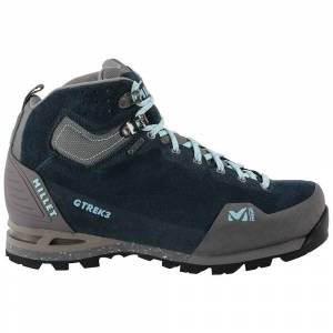 Millet Gr3 Goretex Hiking Boots EU 38 Abyss  - Female - Size: UK 5