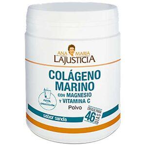 Ana Maria Lajusticia Marine Collagen/magnesium/c Vitamine 350gr Watermelon  - Unisex - Size: Watermelon