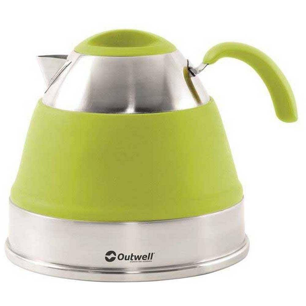 Outwell Collaps Kettle 2.5l One Size Lime Green  - Unisex - Size: One Size