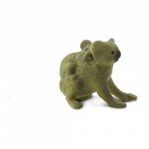 Safari Ltd Koalas With Babies Good Luck Minis From 3 Years Grey  - Unisex - Size: From 3 Years