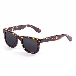 Ocean Sunglasses Lowers Frame Demy Brown / Smoke / CAT3 Frame Demy Brown / Smoke