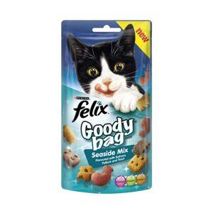 Felix  Treats Goody Bag Seaside Mix 60g