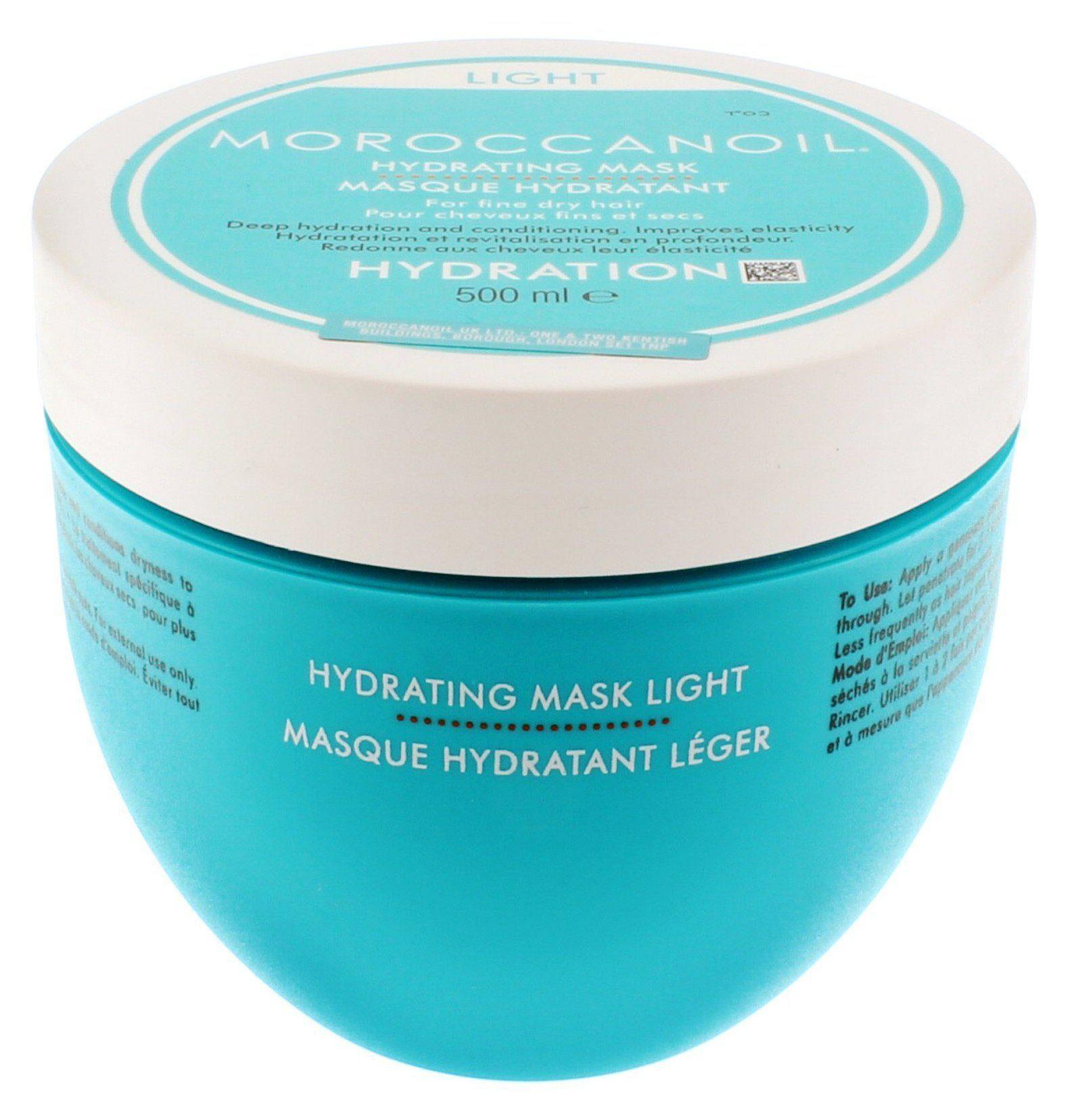 Moroccanoil Light Hydrating Mask...