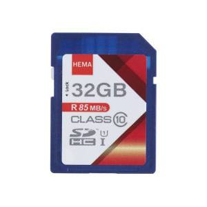 HEMA SD Memory Card 32GB