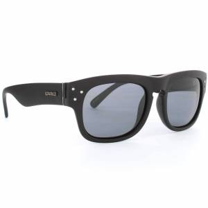 Carve King Cobra Polarised Sunglasses in Matte Black  - Size: One Size