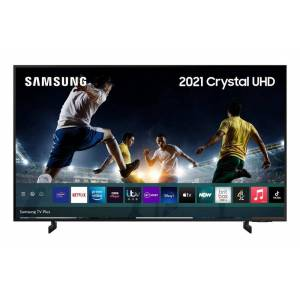 SAMSUNG UE43AU8000KXXU 43`4K UHD HDR Smart TV HDR with Dynamic Crystal Colour and Air Slim Design