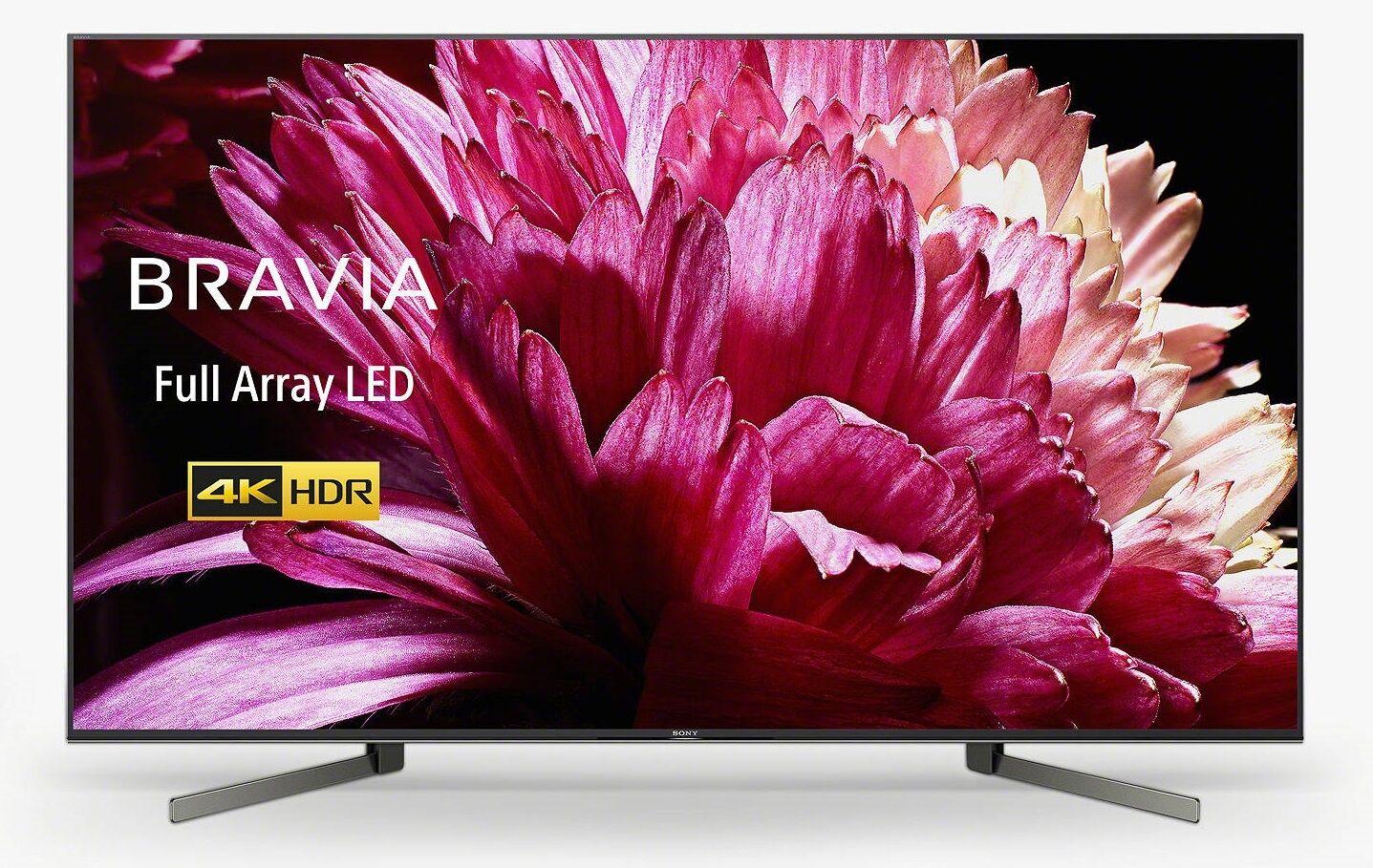 Sony KD65XG9505BU 65`4k premium android smart television