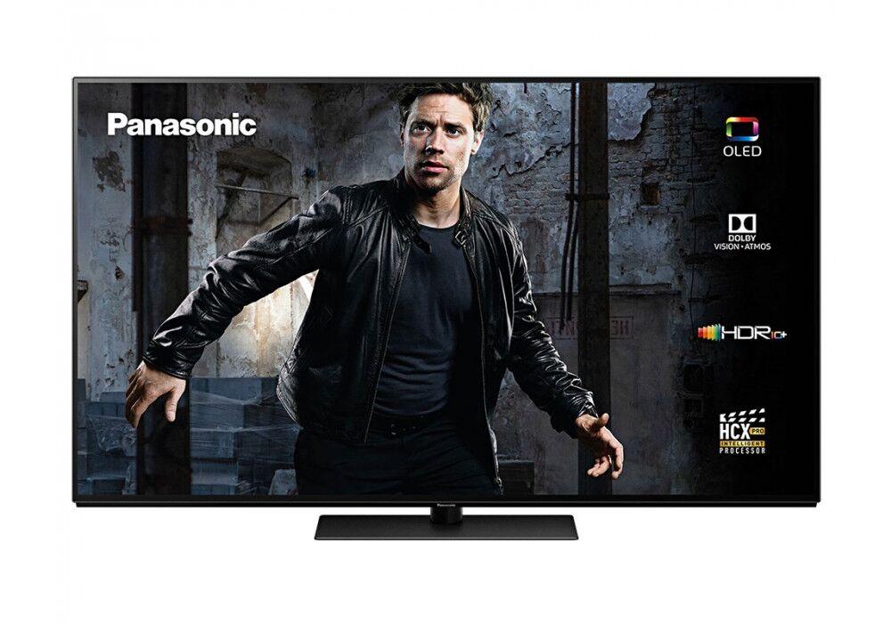 "Panasonic TX55GZ950B 55"" OLED HDR 4K Ultra HD Smart TV-Black"