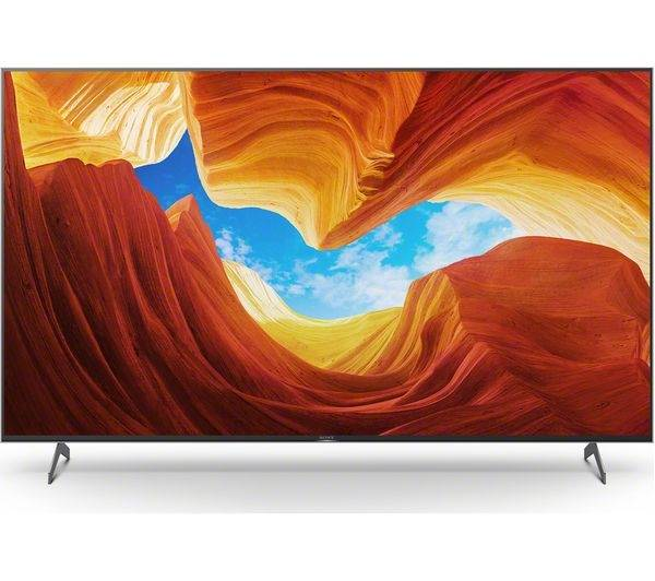 """Sony KD55XH9005BU 55"""" Smart 4K Ultra HD HDR LED TV with Google Assistant"""
