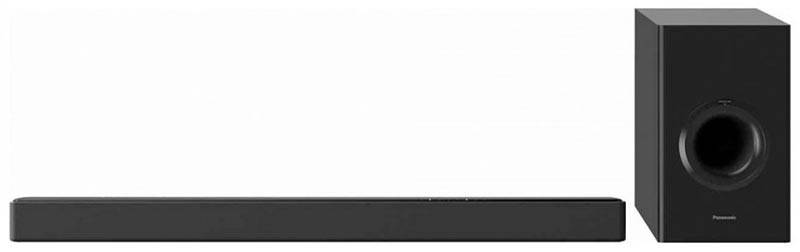 Panasonic SCHTB488EBK 2.1 Wireless Soundbar Black