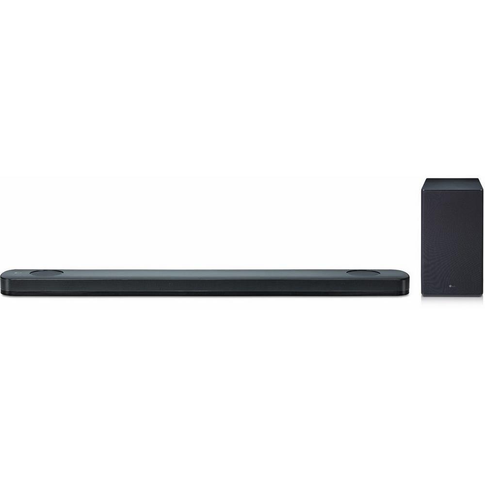 LG SK9YDGBRLLK 5.1.2 Soundbar 500w - Dolby Atmos Hi Res Audio - Wireless - 200w Subwoofer