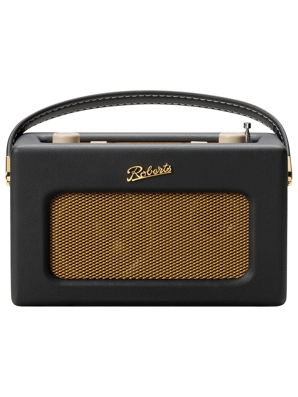 Roberts RD70BLK Classic DAB Radio Black