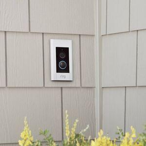 Ring 64-8VR1E7-0EU0 Video Doorbell Elite Silver