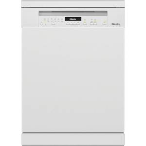 Miele G7100SC Freestanding Dishwasher with 3D MultiFlex Tray-White
