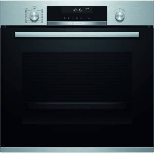Bosch HBG5785S6B Built In Single Pyrolytic Oven-Stainless Steel