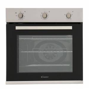 Candy FCP403X Single Fan Oven Stainless Steel