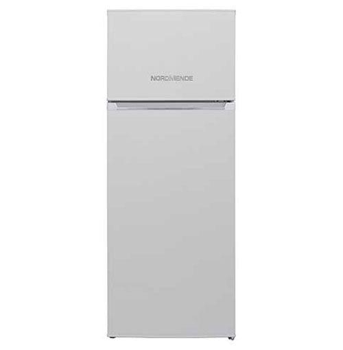Nordmende RFF264WHA+ Freestanding Fridge Freezer White