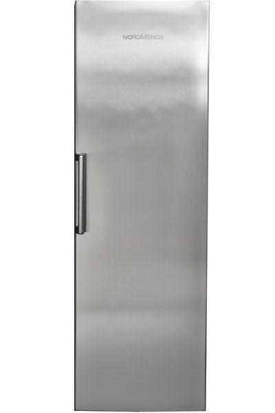 Nordmende RTF393NFRIXA+ 60cm Freestanding Tall Frost Free Freezer-Stainless Steel