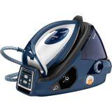 Tefal GV9071 Pro Express Care Anti-Scale High Pressure Steam Generator, 2400W - Black/Blue
