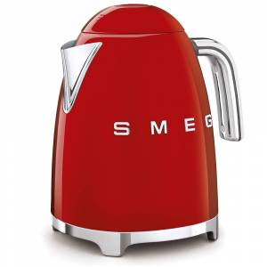 Smeg KLF03RDUK 50's Style Kettle Red