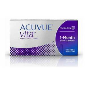 Acuvue Vita 6 Lenses With Hydramax Technology