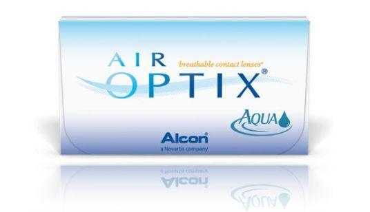 Alcon Air Optix Aqua 3 pack