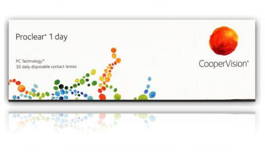 Coopervision Proclear 1 Day 30